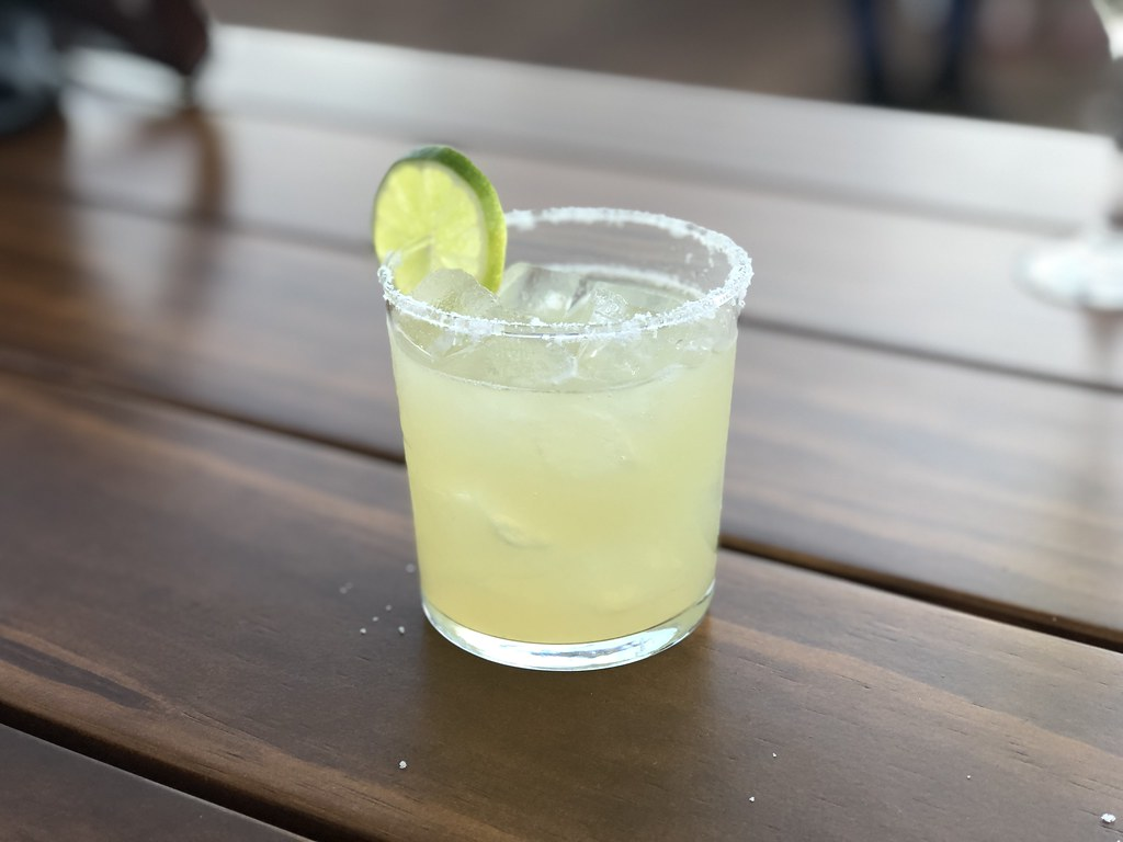 What is the Margarita mix?