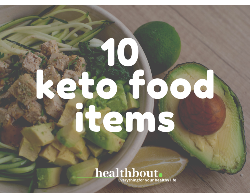 Best ketogenic food for weight lose