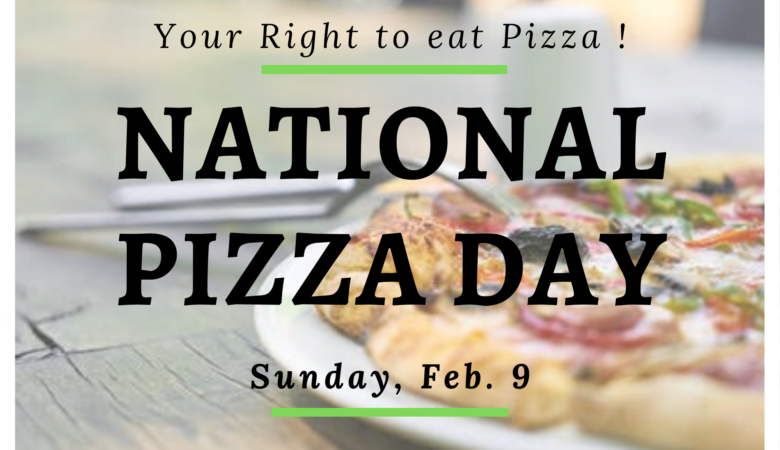 National Pizza Day: