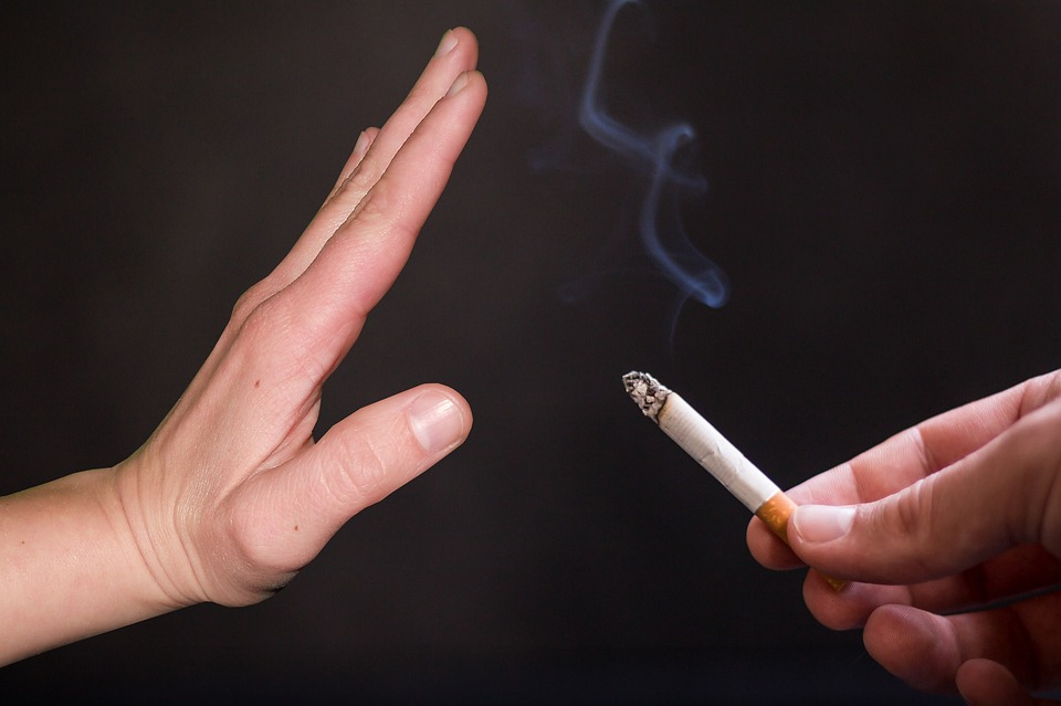 Stop the Habit Of Smoking to boost the immunity of the body