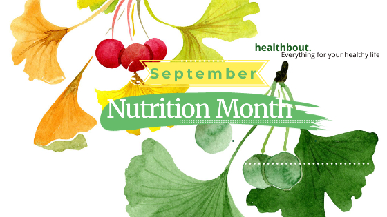 Nutrition Month September