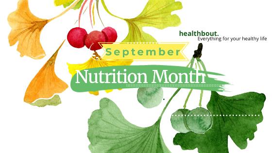 Nutrition Month September
