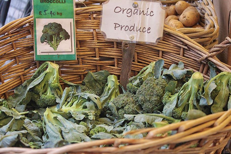 Health Benefits of Eating Organic Food over Inorganic food.