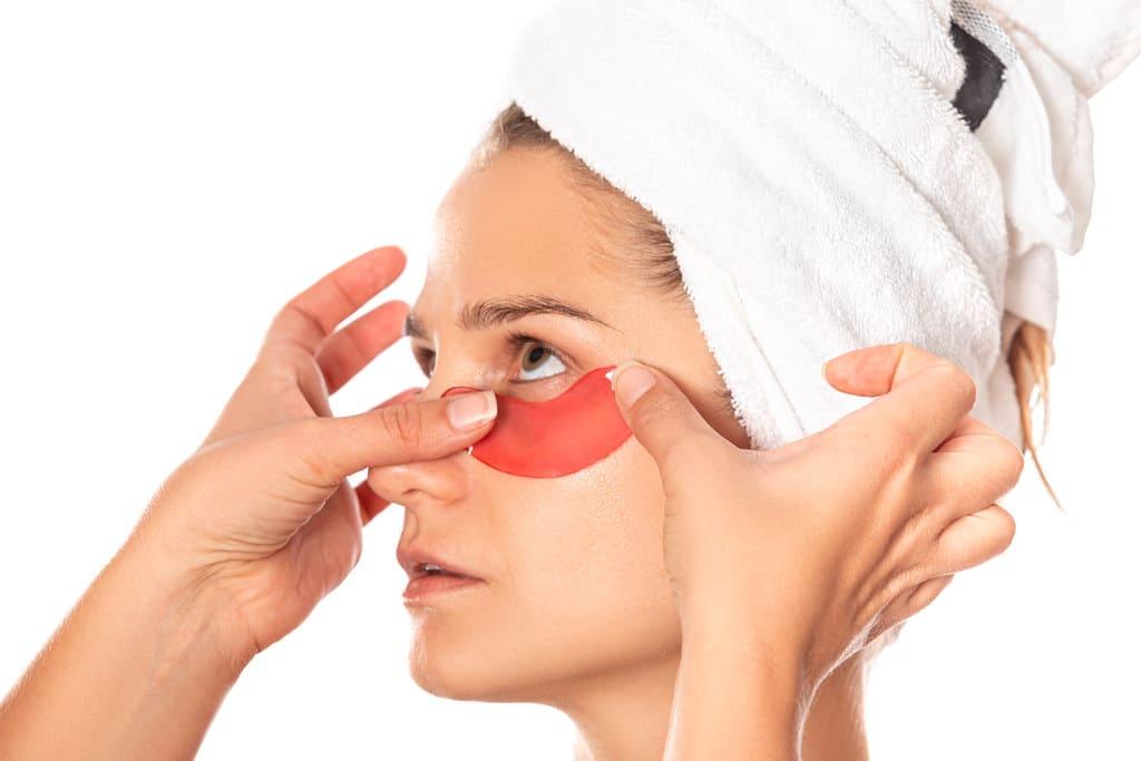 Home remedy for dark circles under eyes